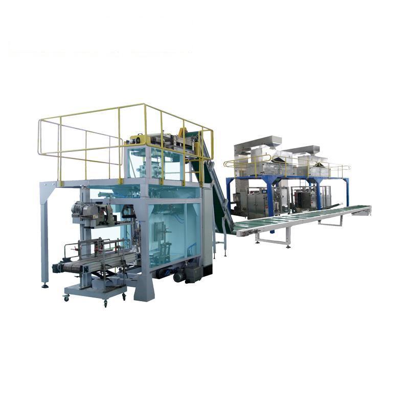 合肥包装机顺应行业的发展带来更多市场